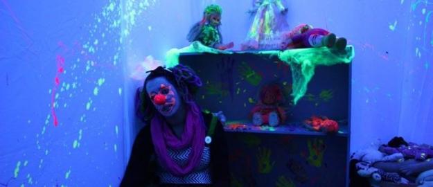 La maison hantée de St-Étienne crop - Audio visuel - Réalisation - Mobil-Tek - Animation - Sonorisation - Éclairage - Évènements - Ville de Québec - Mariage - Animation - Anniversaire -Bal de finissants - Party de bureau - Événements - Soirée thématique - Audio Visuel